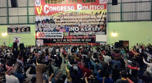 Elecciones y movimiento magisterial