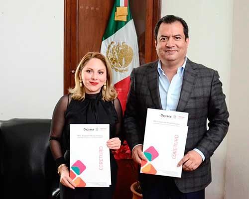 Municipio de Oaxaca brindará a familias certeza jurídica en tenencia de la tierra